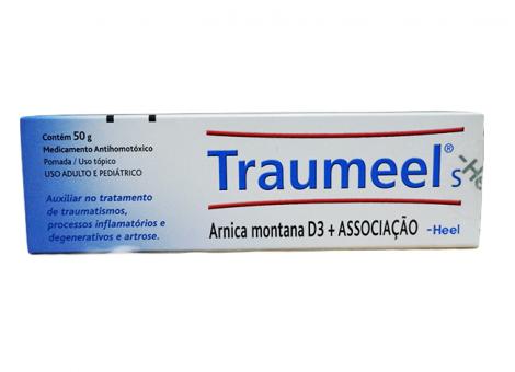 TRAUMEEL DESTAQUE