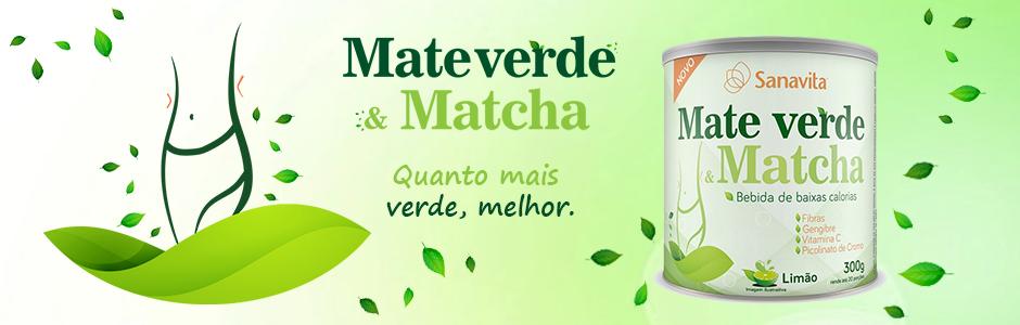 banner matchá