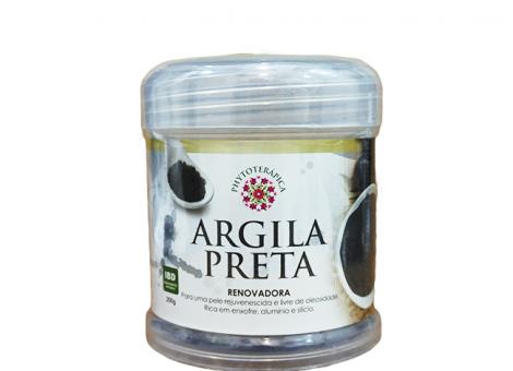 ARGILA PRETA DESTAQUE