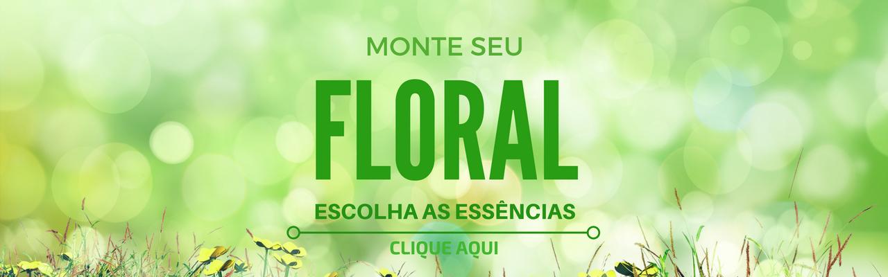 Escolha seu floral